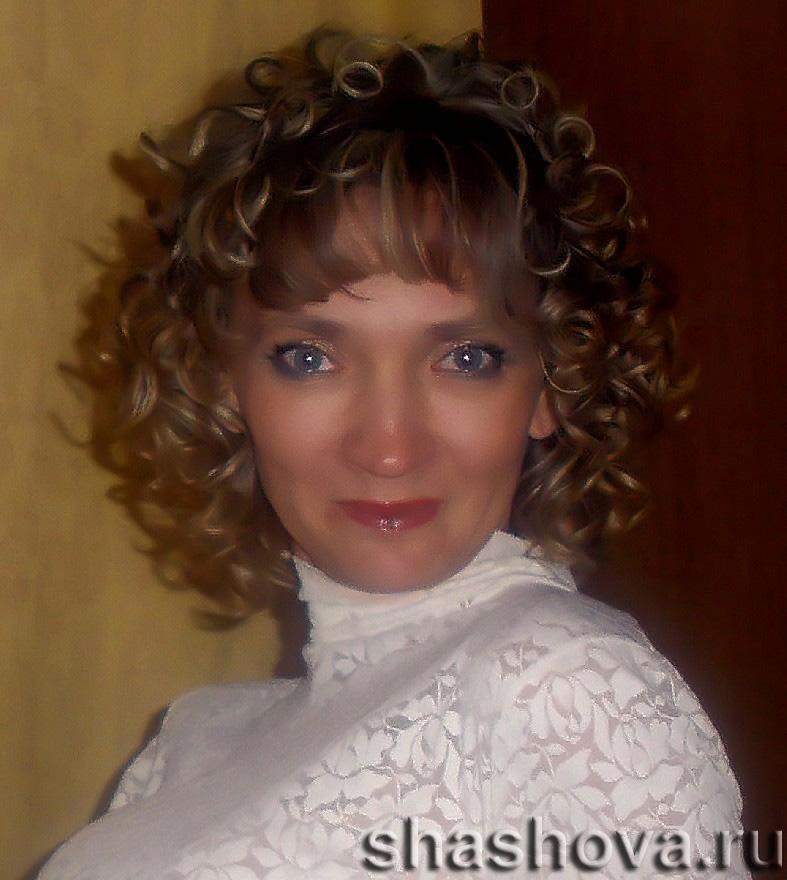 Светлана Шашова